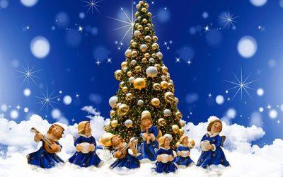 Pozvání na vánoční besídku